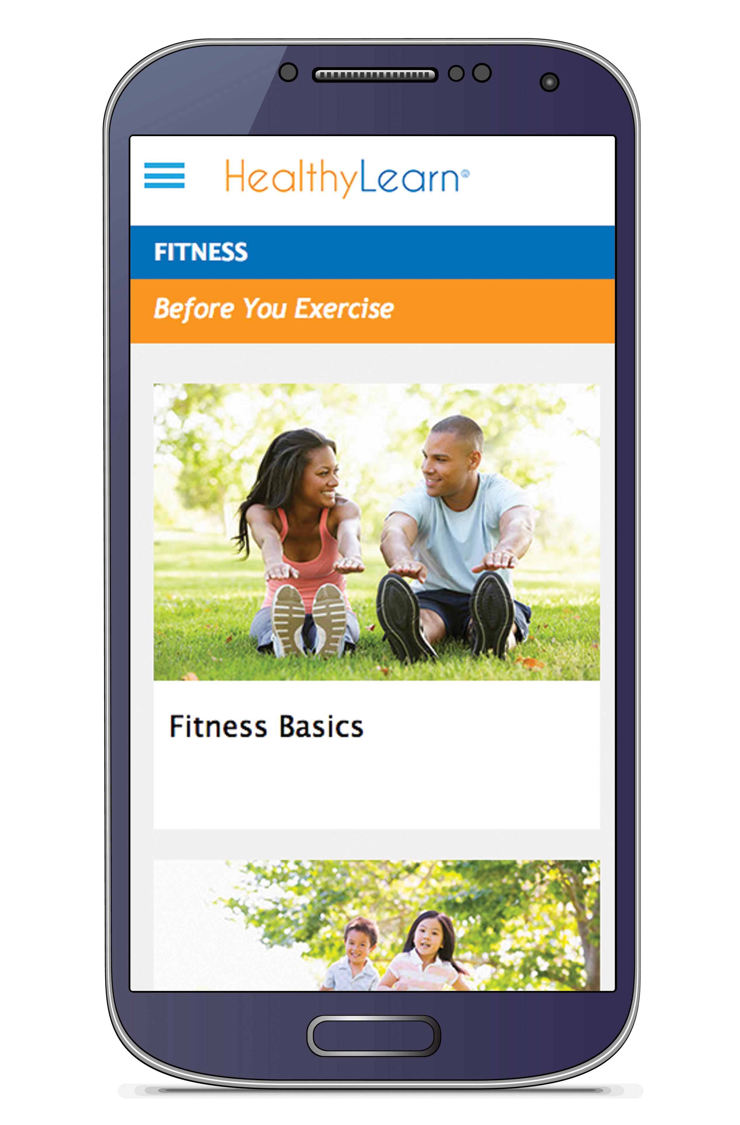 AIPM Healthy Learn Mobile App