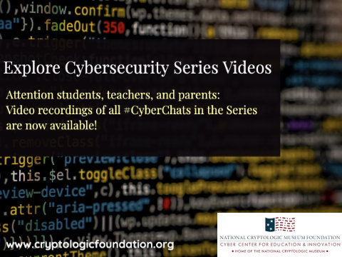 Students, Teachers, Parents - Cyber Chat Video Recordings are Available!