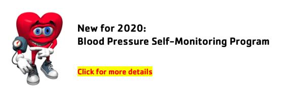 Blood Pressure Self Monitoring Program