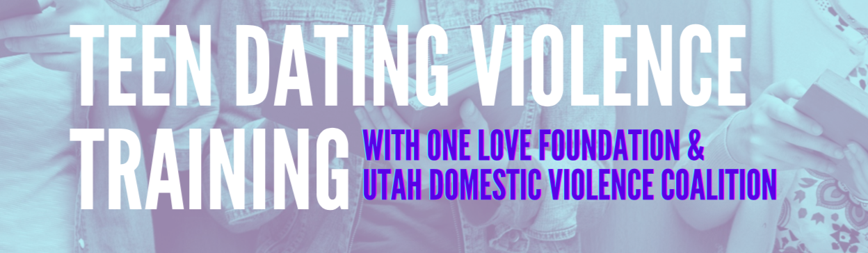 Virtual Training: Teen Dating Violence