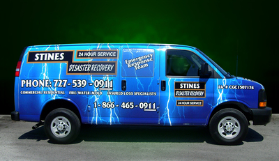 Chevy Van Full Wrap