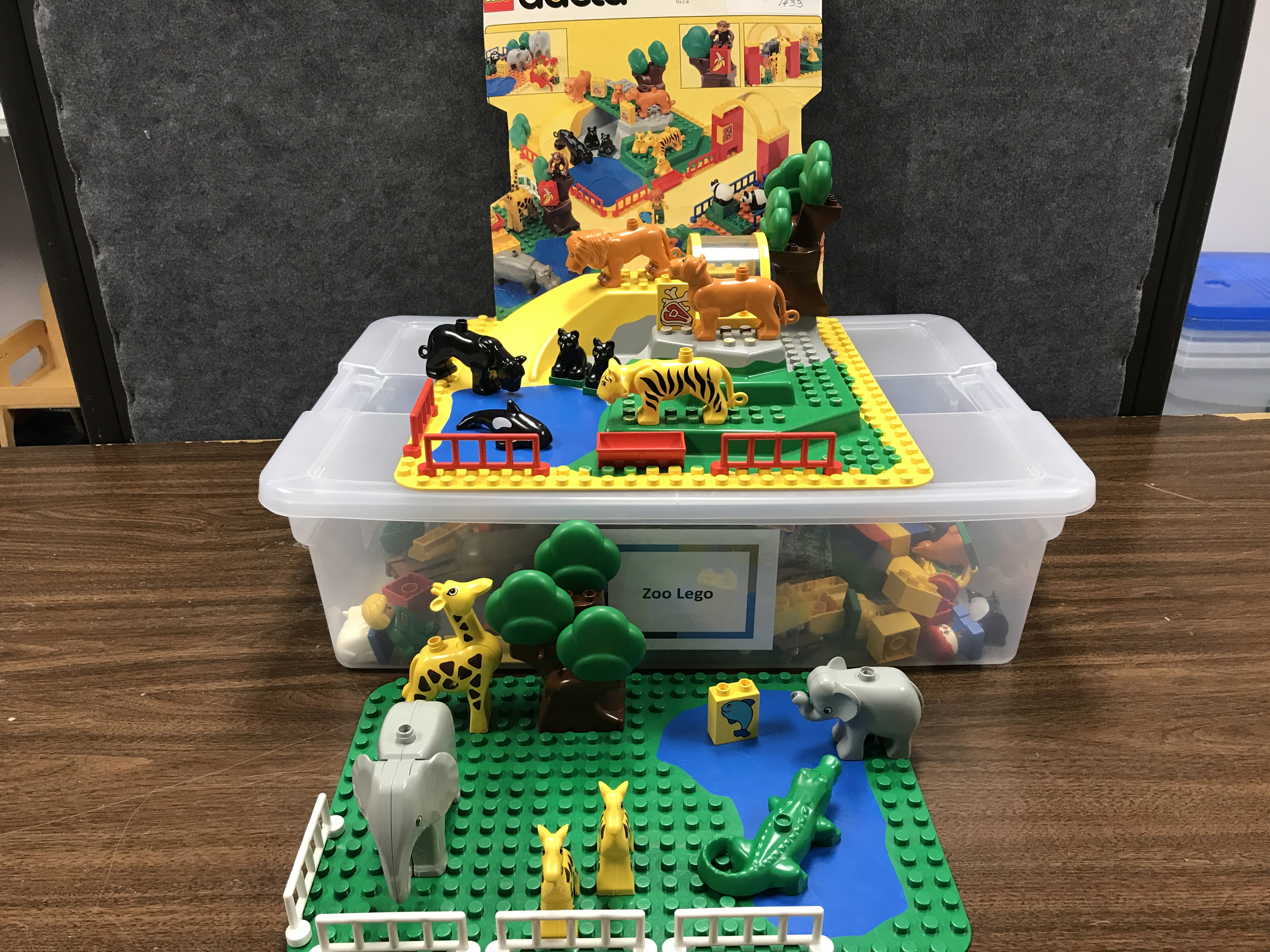 Farm Lego