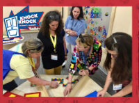 Knock, Knock's Making and Tinkering with STEM Workshop