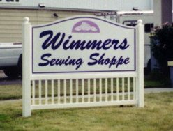 Free Standing Sign 5