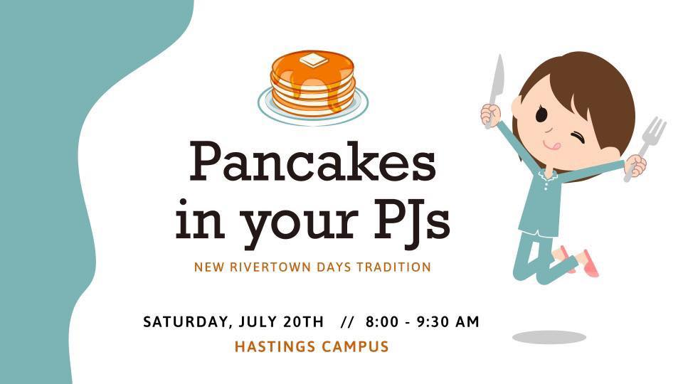 Pancakes in Your PJs