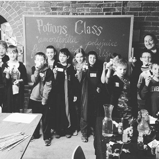 Arts Center Transforms Into Hogwarts on January 19!