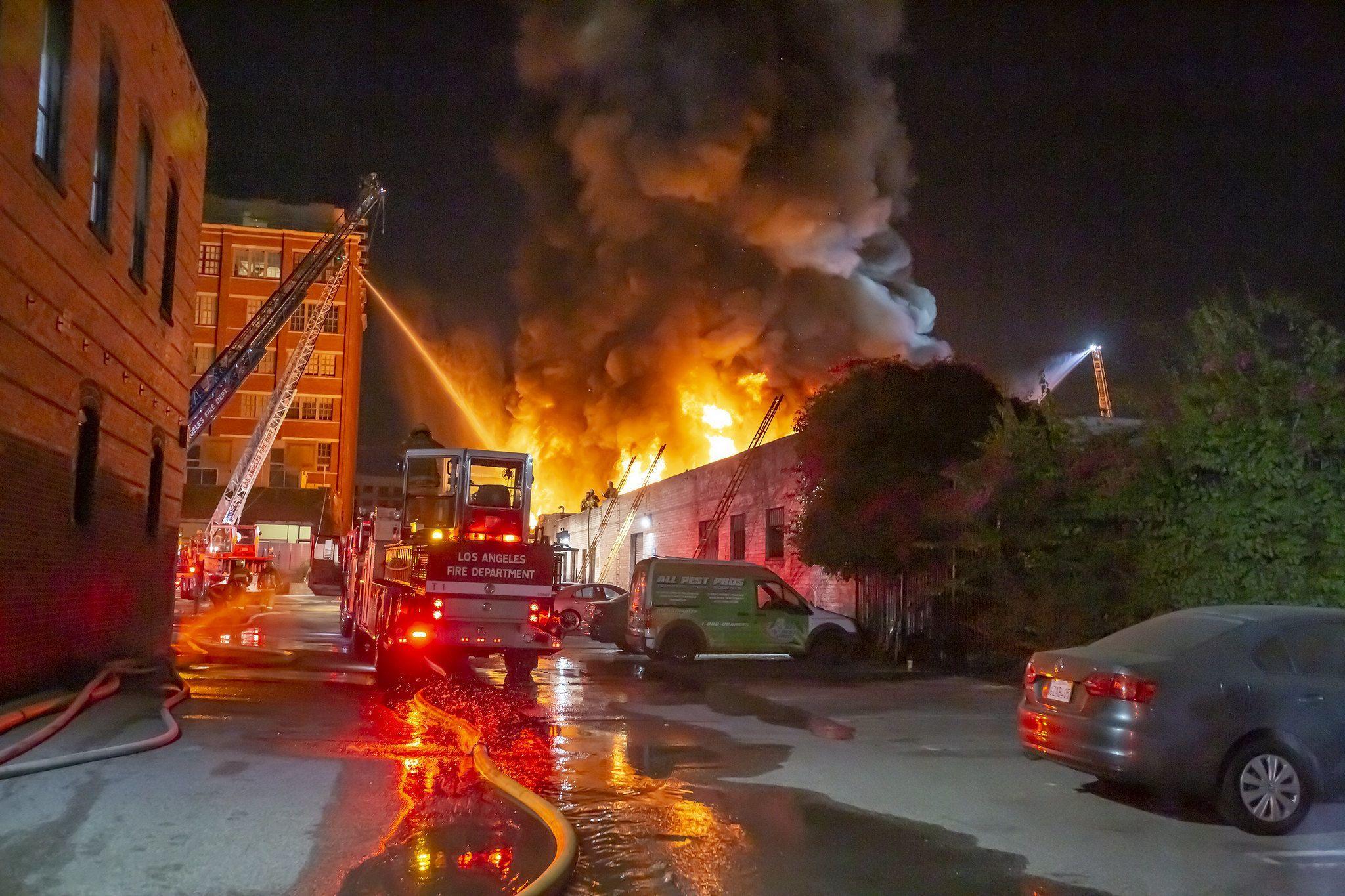 LA Fire Season