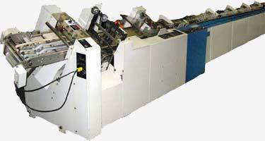 5-Pocket Harris Multibinder Collator & Booklet Maker with Trimmer