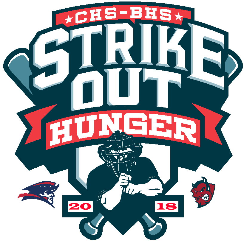 Patriots, Demons baseball teams join together to Strike Out Hunger May 10
