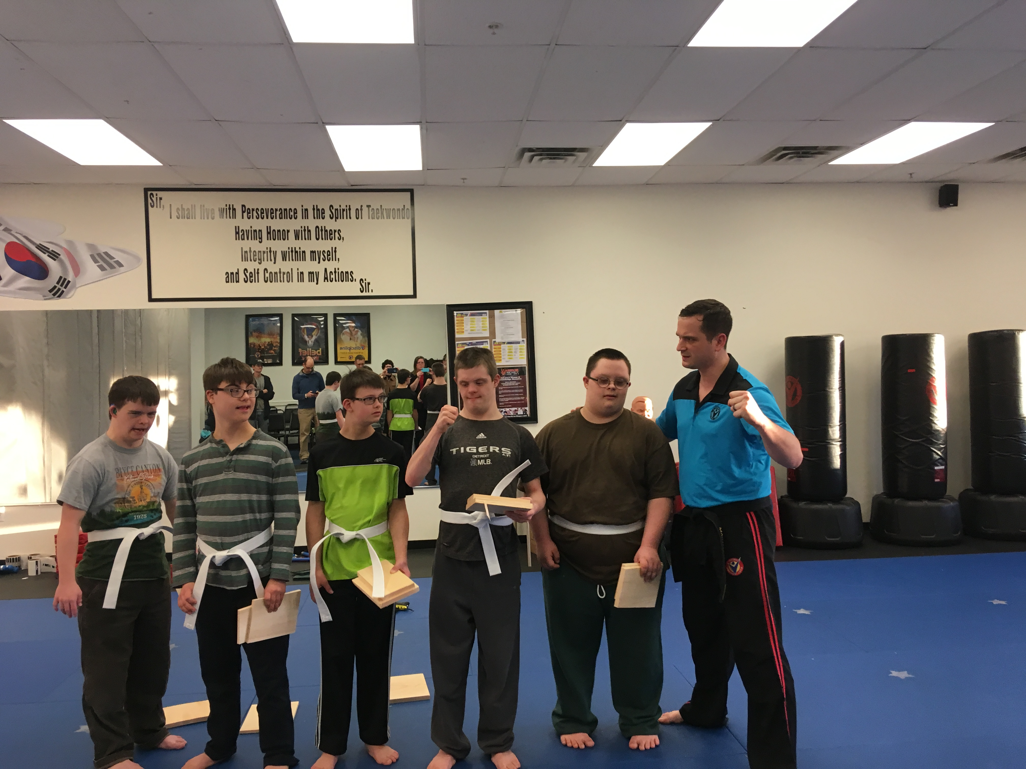 Karate Session 1 Adult CLASS