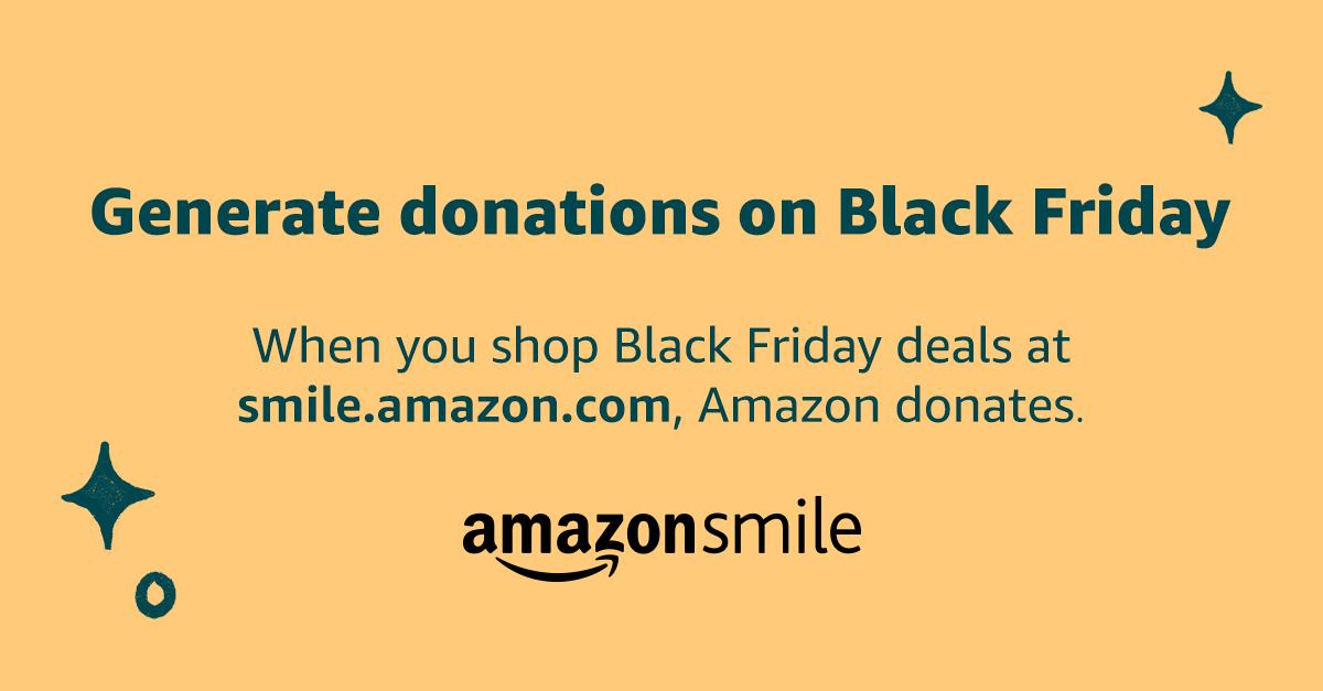 Amazon Smile for ParentsCAN!