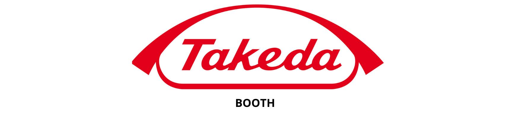 Takeda Booth