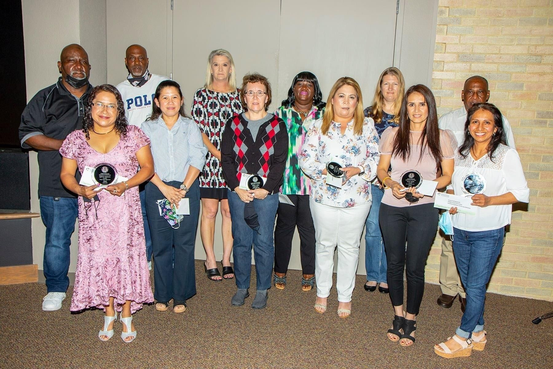 Auxiliary Employee of the Year Nominees
