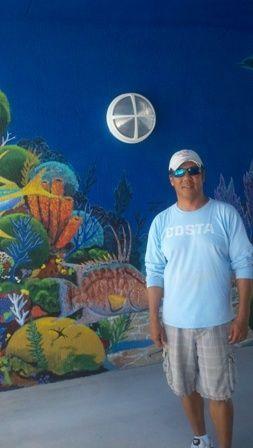 Sailfish Splash Murals