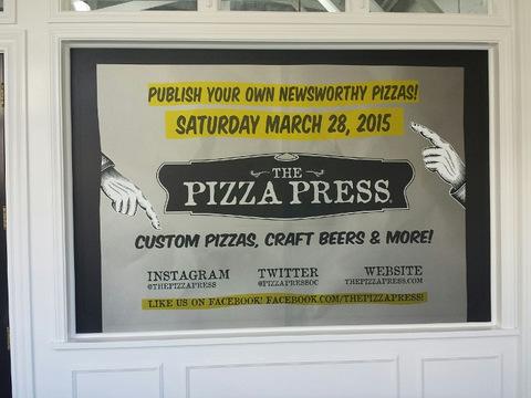 Window and Door Graphics for Restaurants in Orange County