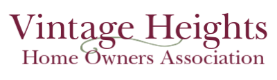 Vintage Heights Home Owners Association