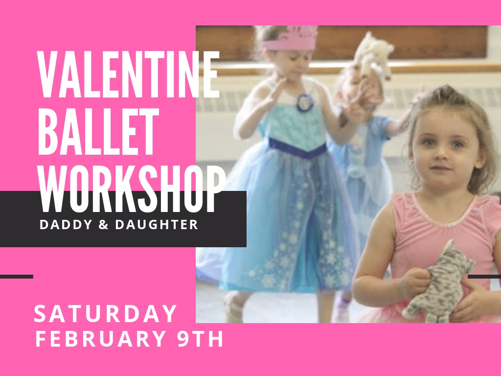 Valentine Ballet Workshop