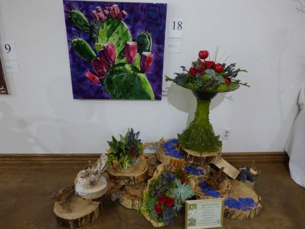 Art In Bloom Entry: Michelle West