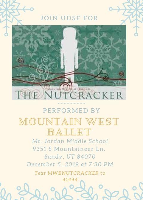 Nutcracker Ballet (Registration Closed)