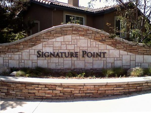 Signature Point East Gate