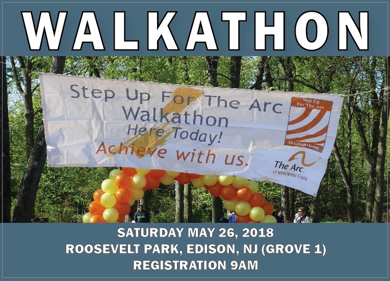 18th Annual Step Up For The Arc Middlesex Walkathon