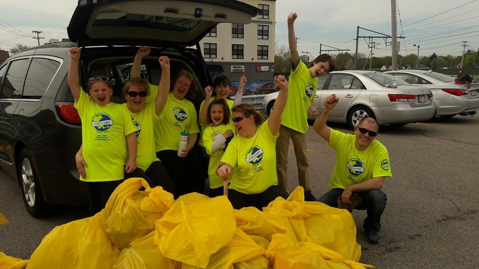 Great Massachusetts Cleanup of Mansfield