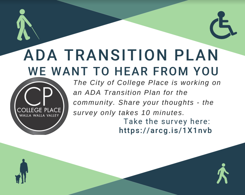 College Place ADA Transition Plan