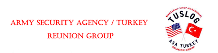 2017 Army Security Agency/Turkey Reunion