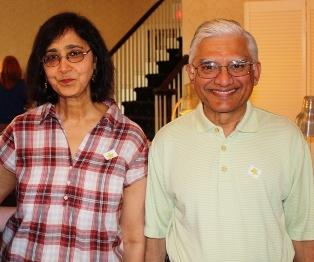 Shankar & Devi Sanwalani