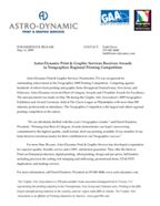 Neo 2009 Awards Press Release