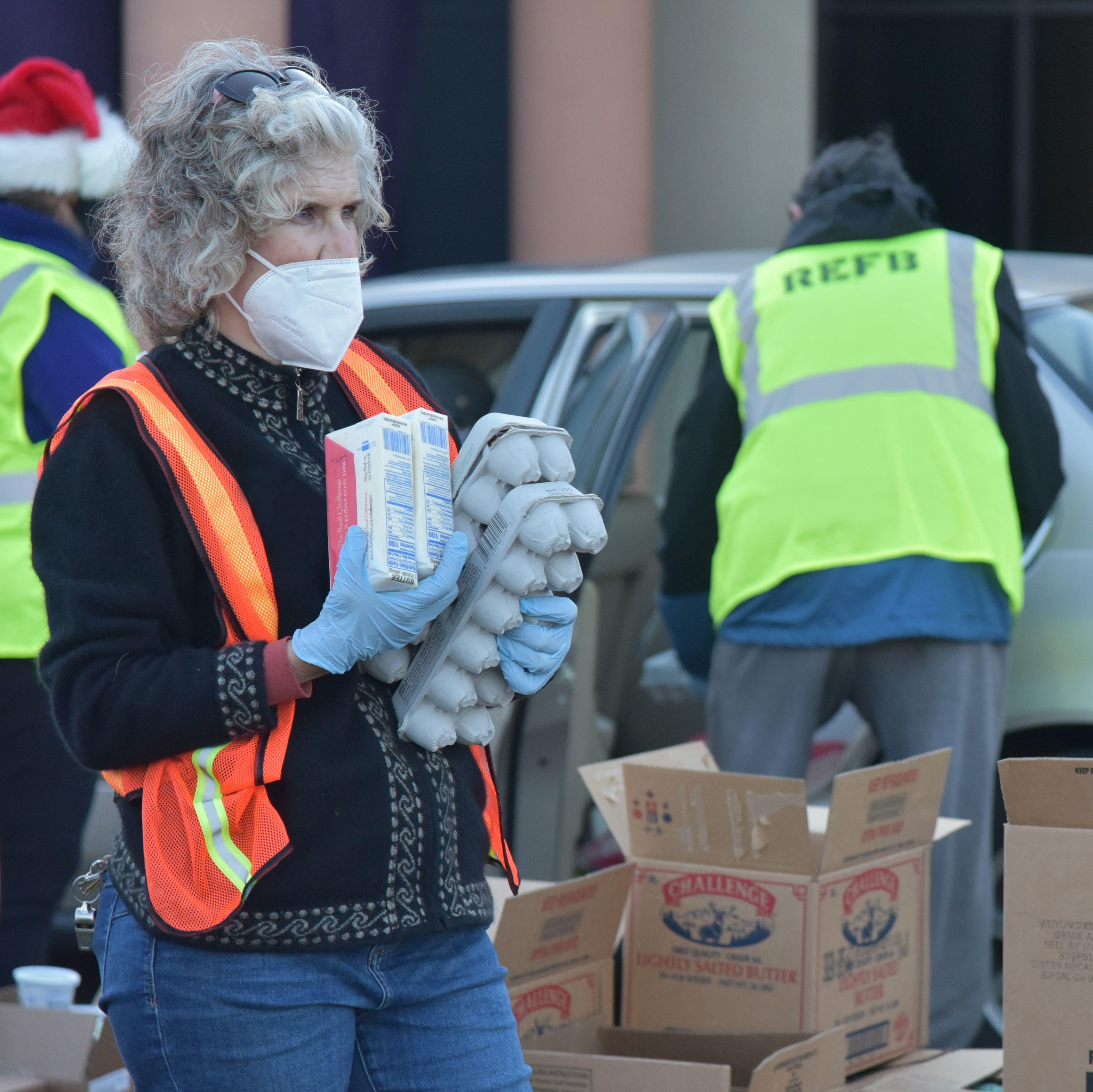 Redwood Empire Food Bank : How To Help : Volunteer