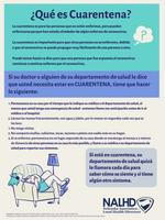 What is Quarantine? (Spanish)