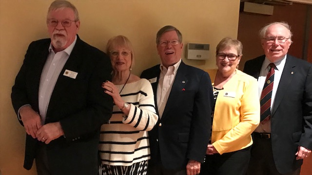 New PROBUS Canada President and Executive