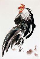 Adult Class: Asian Brush Painting (Sumi-e)