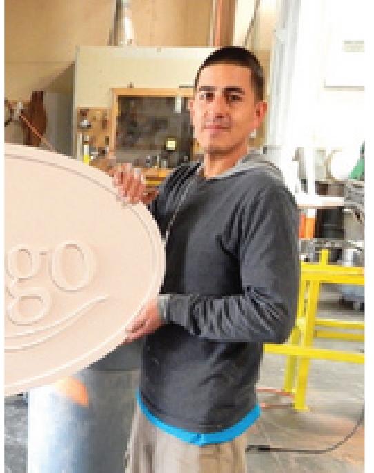 Rodolfo Sanchez, Senior Artisan/Craftsman