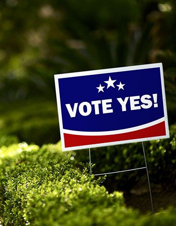 The Benefits of Yard Signs