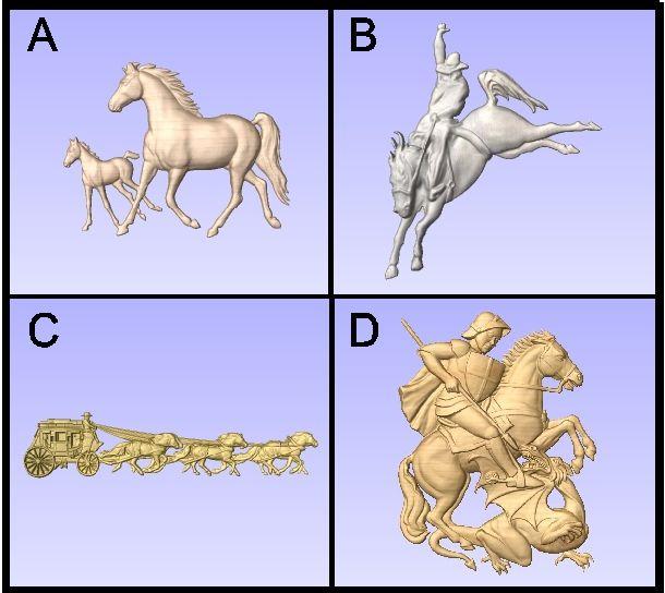 P25912 - Horses Miscellaneous