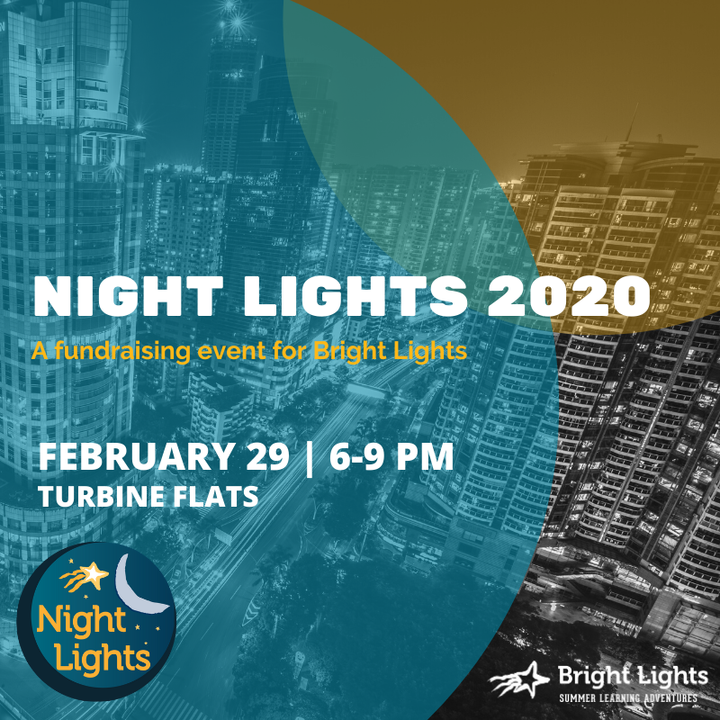 Announcing our Night Lights Classes