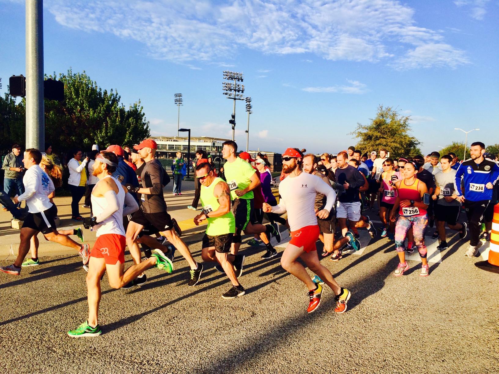Respect Run 5K benefitting DSCNWA