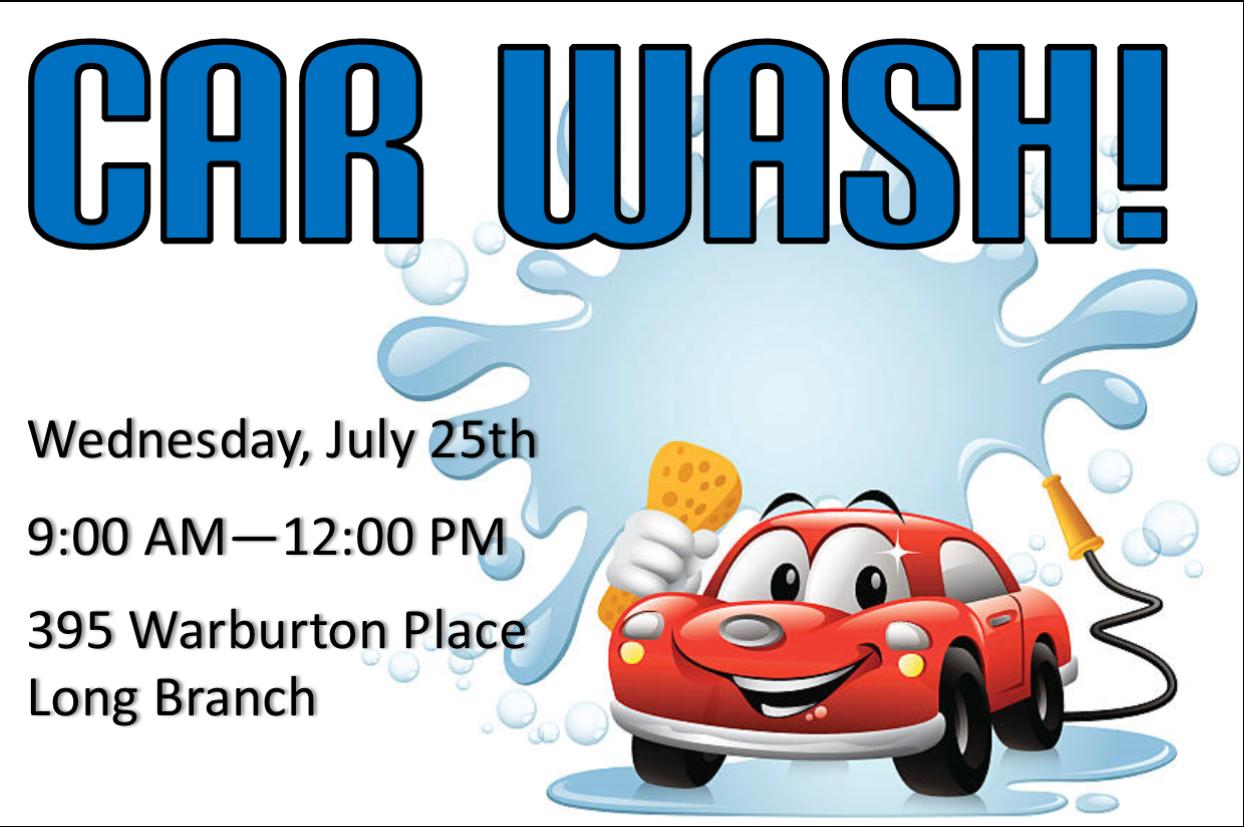 Car Wash at WOC