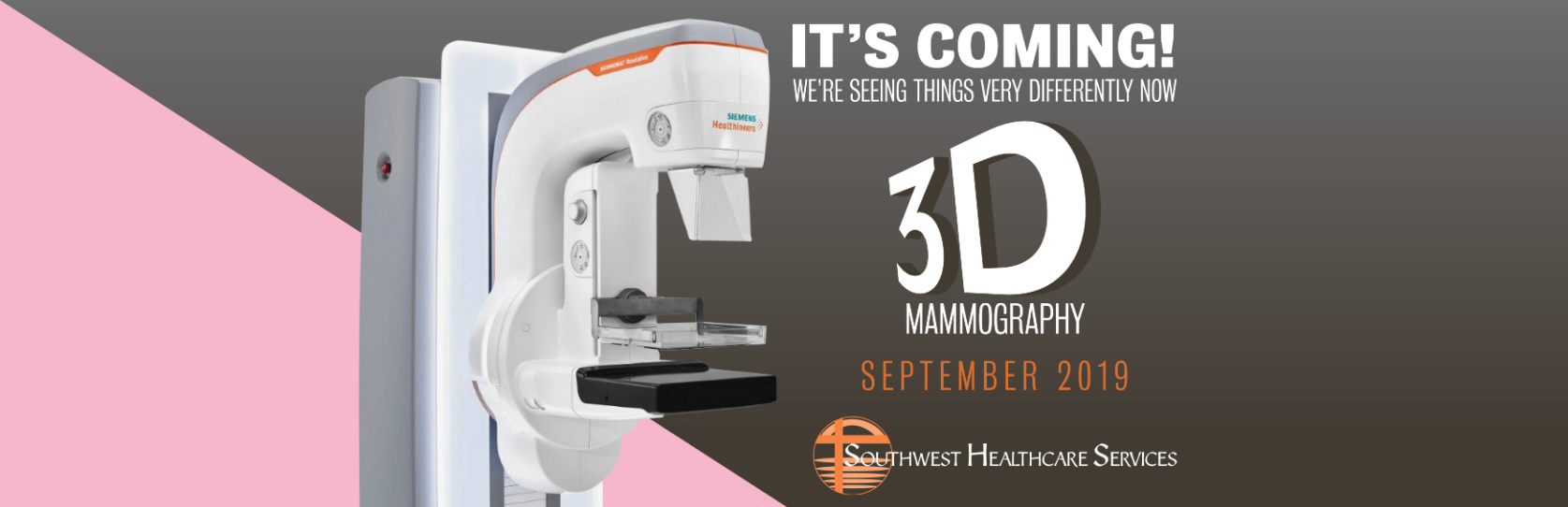 3D Mammo COMING SOON