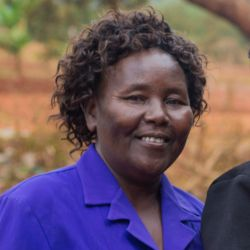 In Memory, Esther Kanyumu
