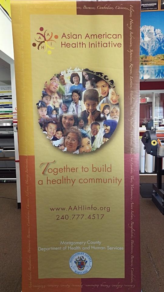 Asian American Health Initiative