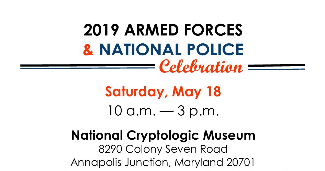 2019 Armed Forces & National Police Celebration - 18 May