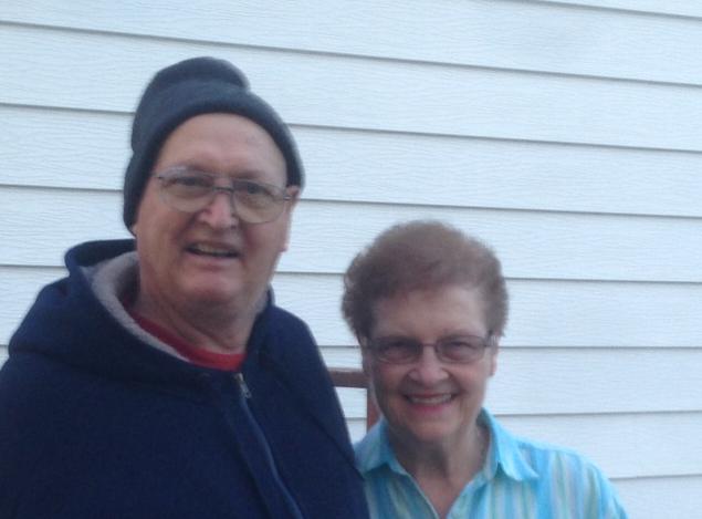 Wayne & Sue Schroeder