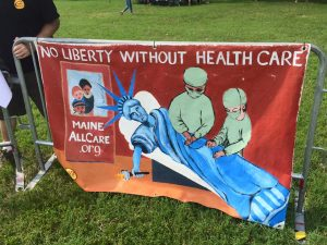No Liberty without Healthcare