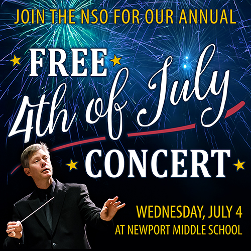 Image result for newport oregon 4th of july free concert nso
