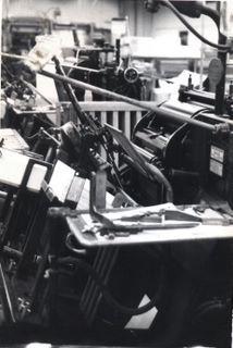 Engraving Press