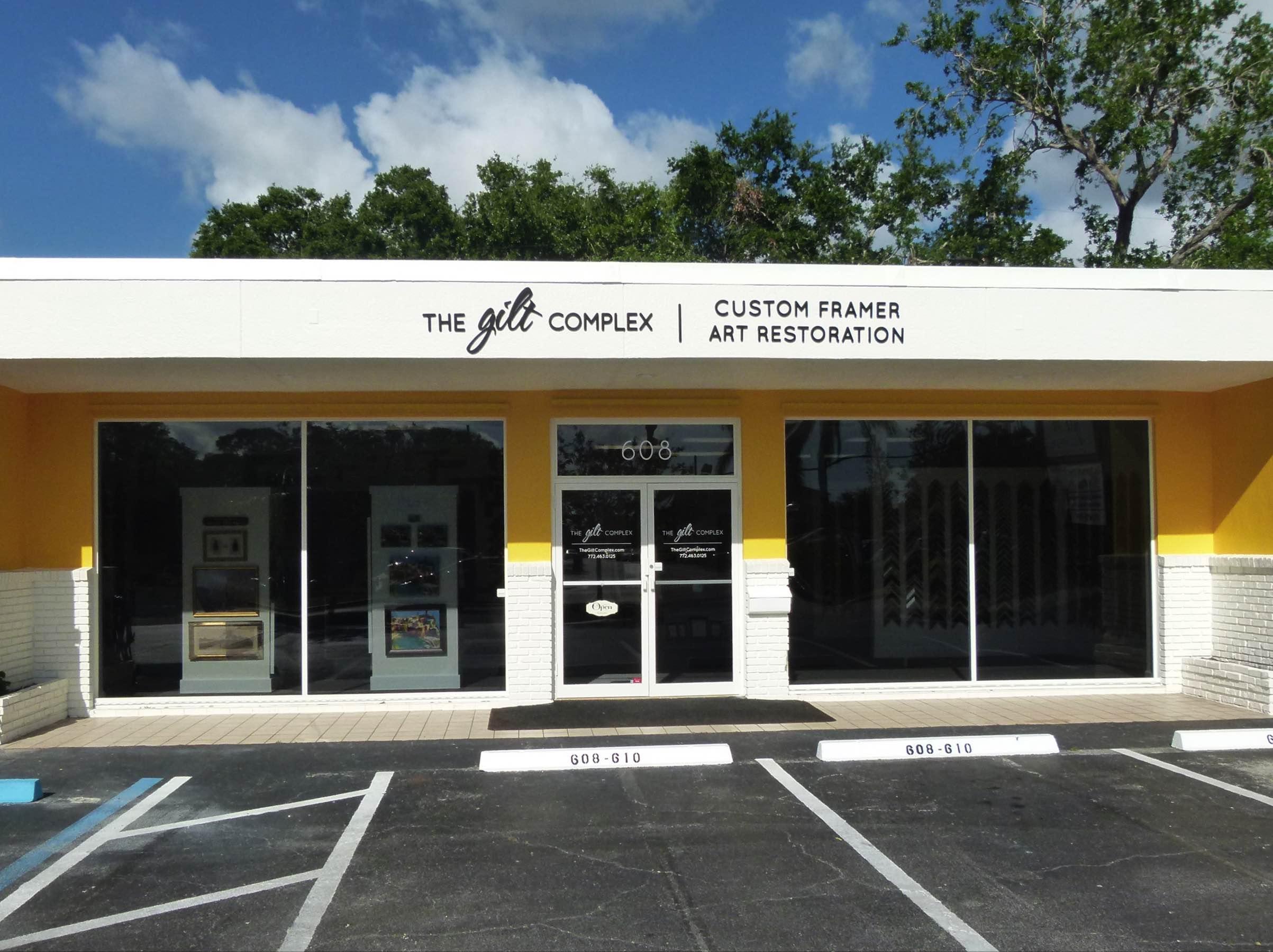 The Gilt Complex