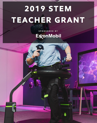 EXXONMOBIL 2019-20 STEM TEACHER GRANTS